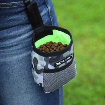 Dog treat bag - Puppy and dog training - Wadosam
