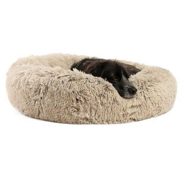 Plush dog bed - Dog anxiety - Wadosam