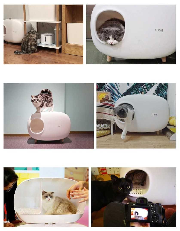 cat litter box ultra design