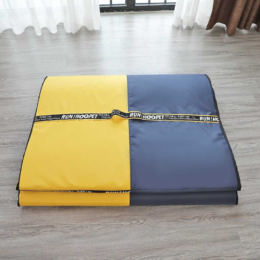 Large dog bed tent