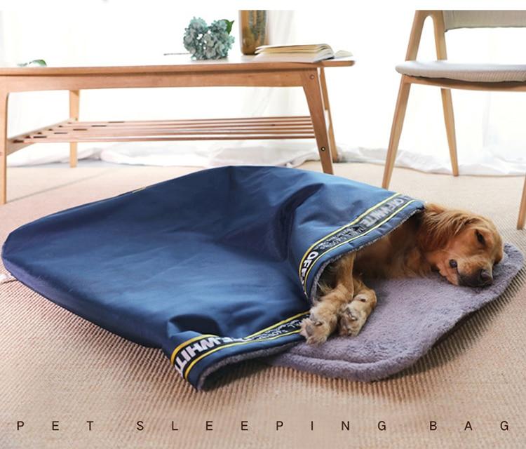 Petshy Dog Sleeping Pet Bed Tent (Sack)
